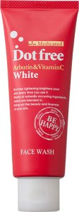 Dotfree White face wash-inner