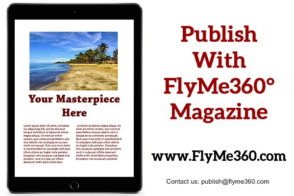 Publish with FlyMe360