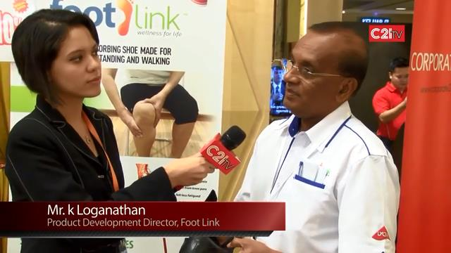 mr loganathan footlink