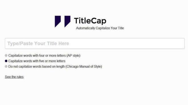 titlecap